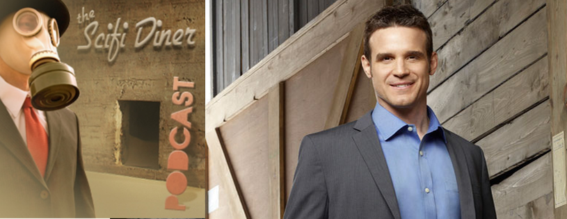 Scifi Diner Podcast Ep 242 Our Interview With Eddie Mcclintock